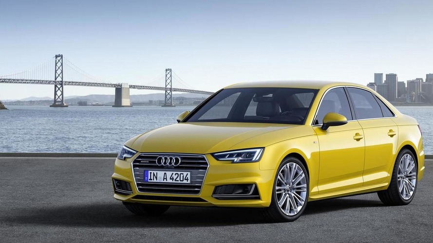 All-new Audi A4 on sale in UK starting Thursday from £25,900
