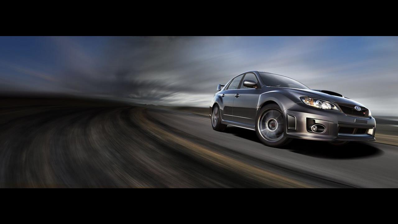 Subaru Impreza WRX STi berlina