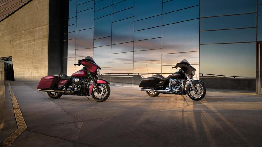 Gama Harley-Davidson Touring 2018