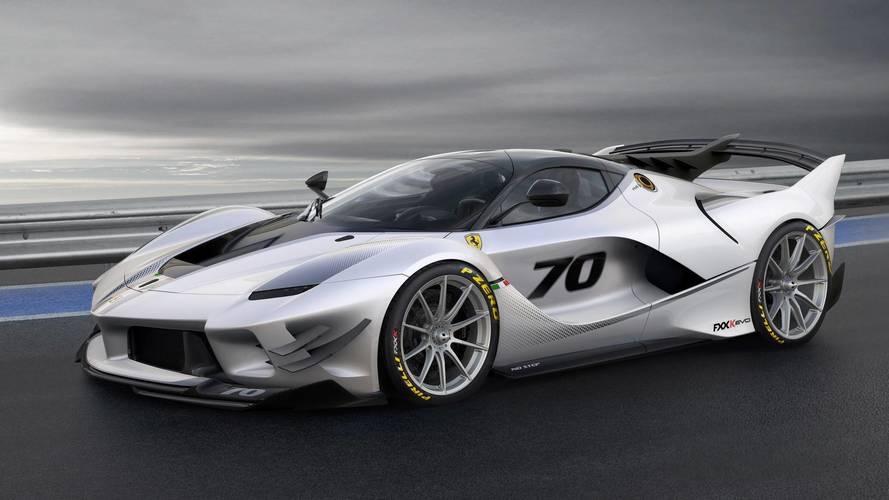 FXX-K to make UK debut at Autosport International