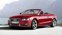 Audi A5 Cabrio Artists Rendering