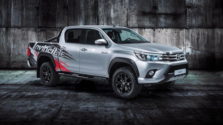 Toyota Hilux 50. yaşını Invincible 50 ile kutluyor