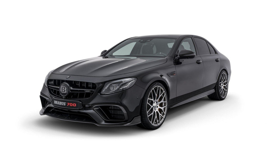 Mercedes-AMG E63 S'i zayıf bulanların ilacı: Brabus 700