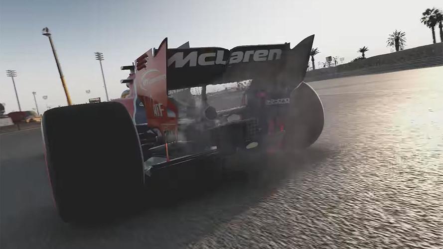 Videojuego F1 2017
