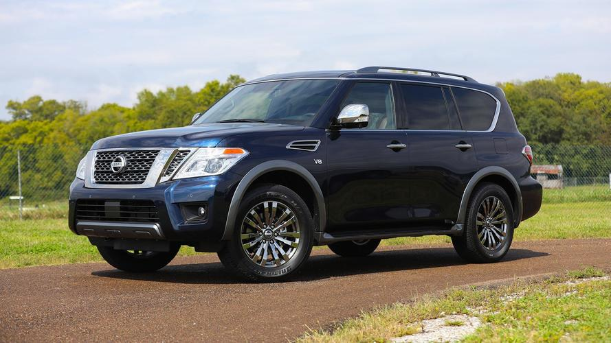 Nissan Armada Platinum Reserve Arrives With Lavish Leather Cabin