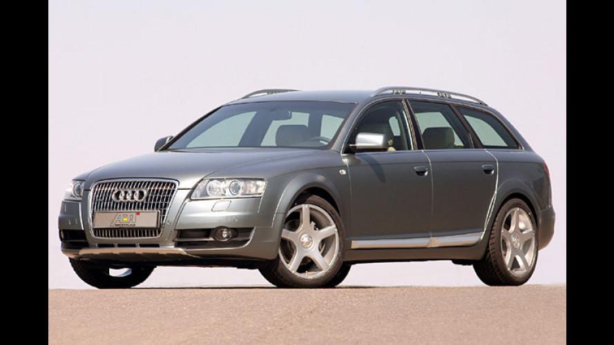 Audi A6 von Abt: Richtig Power für den allroad quattro