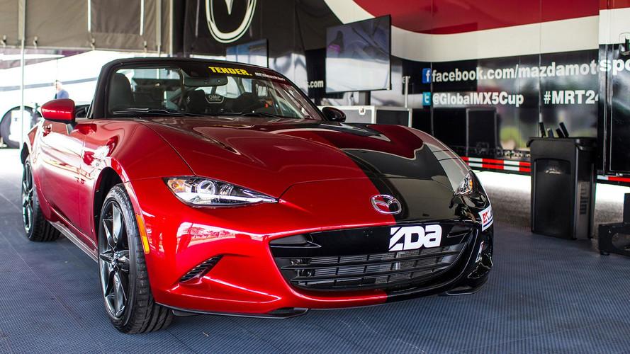 Voici Halfie, la Mazda MX-5 à la double personnalité