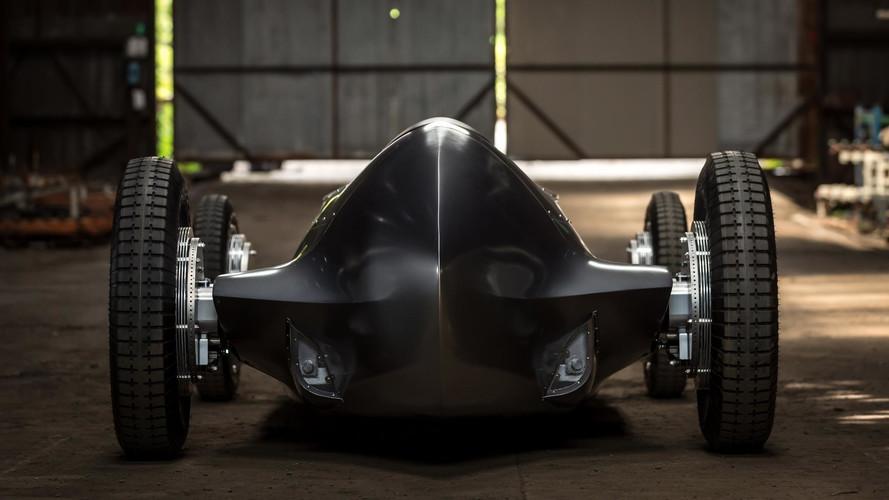 Un mystérieux prototype rétro Infiniti attendu à Pebble Beach