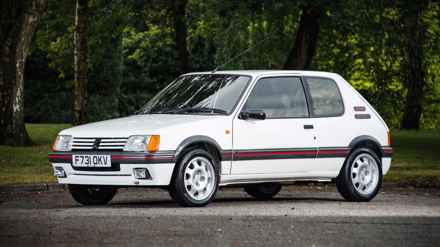 Peugeot 205 GTI 1.9 de 1988