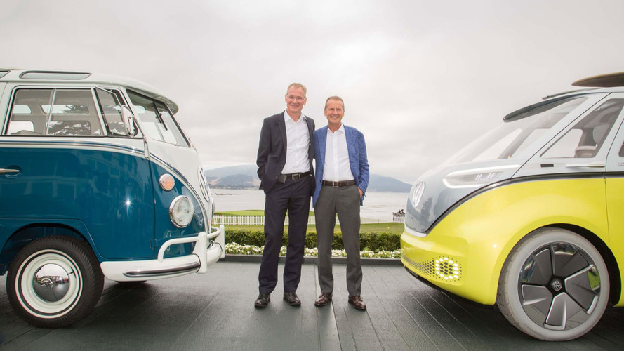 Az ügyfelek akarták, hát megkapják: sorozatban fogják gyártani a VW I.D. Buzzt