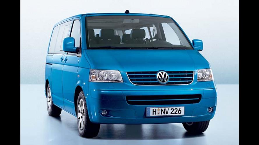 VW: Neuer Caravelle feiert in Hannover Premiere