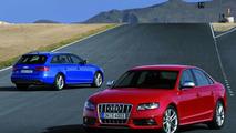 Audi S4 Sedan & Avant Break Out Ahead of Paris Unveiling