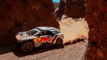 VIDÉO – La terrible cabriole du Peugeot 3008 DKR de Carlos Sainz sur le Dakar