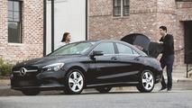Car2go Mercedes-Benz car sharing