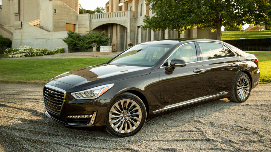 Genesis luxury brand announces pricing, specs for Canada