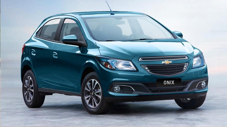 Nova plataforma da GM dará origem a família de compactos no Brasil