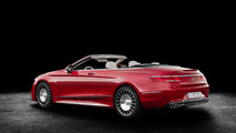 Mercedes-Maybach S650 Cabriolet 2017