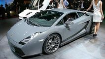 New Lamborghini Gallardo Superleggera