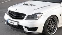 Väth V63 Supercharged based on Mercedes C63AMGCoupe 14.12.2011