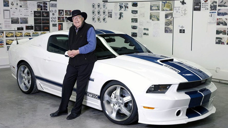 2011 Mustang GT 350 could be be Last Shelby full body build