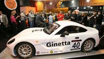 Ginetta G40 Debuts at Autosport International