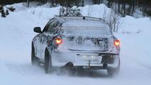 2012 BMW 1 Series 5-Door Latest Winter Testing Spy Photos