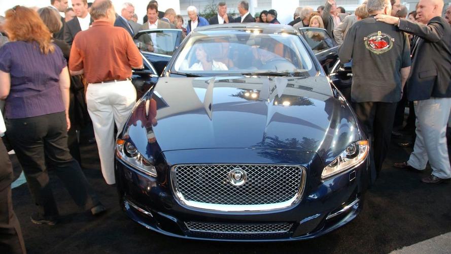 2010 Jaguar XJ US pricing announced at Pebble Beach debut
