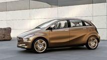Mercedes-Benz Concept BlueZERO E-CELL PLUS electric car