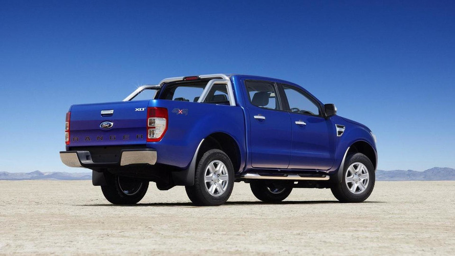 2011 Ford Ranger revealed - not for North America