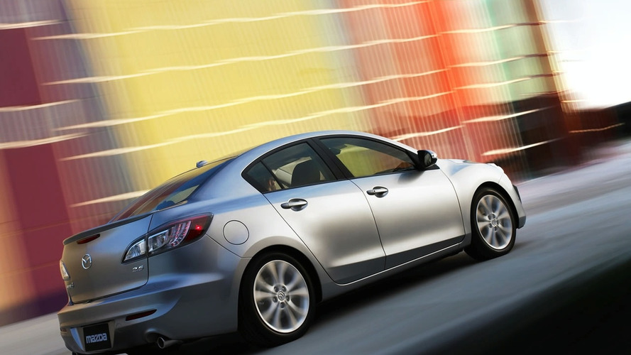 All-New 2010 Mazda3 Sedan Unveiled for the L.A. Crowd