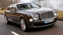 Bentley Mulsanne 02.03.2010