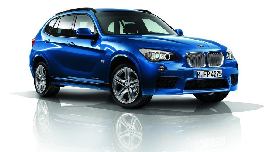 M Performance:  BMW X1 M35i xDrive coming to America - rumors