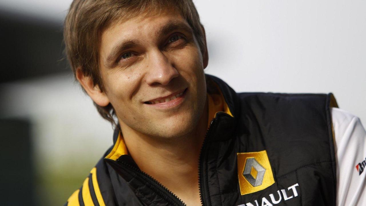 Vitaly Petrov, 2010 Chinese Grand Prix, Shanghai International Circuit, China, 18.04.2010