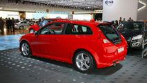Volvo C30 R-Design facelift live in Frankfurt