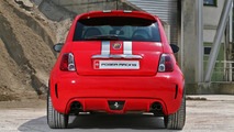 Fiat 500 Ferrari Dealers Edition by Pogea Racing 30.06.2010