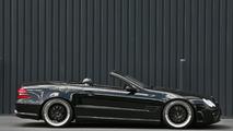 Mercedes SL500 by Inden Design
