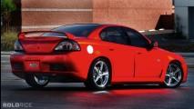 Pontiac Grand Am Hot Wheels Show Car