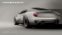 Aston Martin Vengeance by A. Kahn Design
