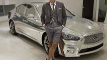 High Fashion Designers Put Signature Touch on the Infiniti Q50