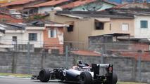 Bruno Senna, Brazilian Grand Prix, 24.11.2012