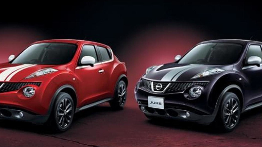 Nissan unveils the Juke 15RX Personalized Package
