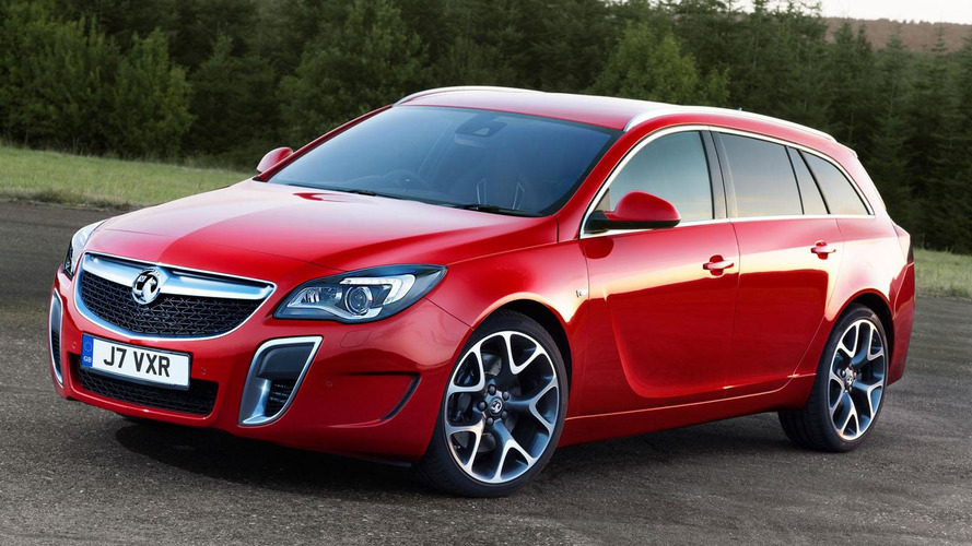 Vauxhall Insignia VXR SuperSport Facelift Revealed Amp Priced