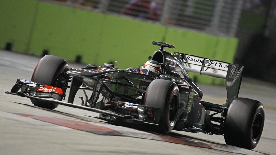 Lotus hints Hulkenberg not too heavy for 2014