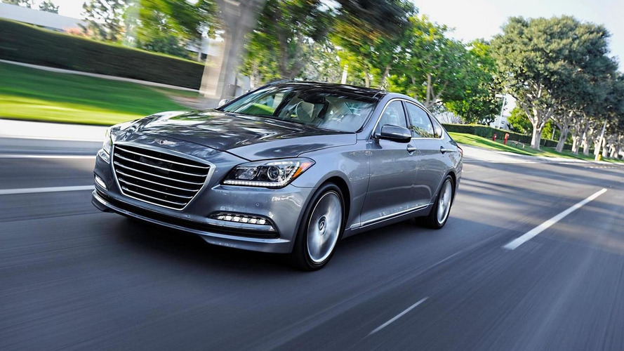 Hyundai hints at a 'performance-focused' Genesis with uprated V8 and all-wheel drive