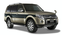 New Mitsubishi Pajero - Long Wheelbase
