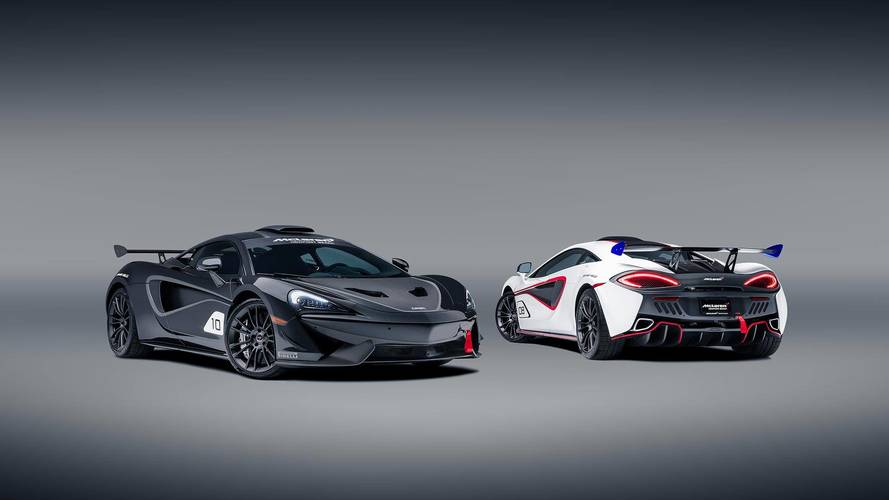 Crown Jewels: McLaren MSO churns out 10 unique race-style 570S coupés