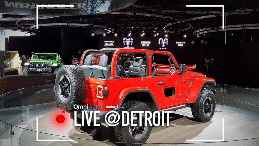 Nuova Jeep Wrangler, tutta nuova ma sempre la stessa
