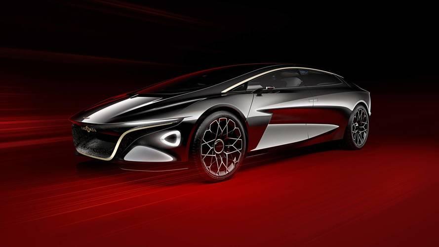 Aston Martin Lagonda, elektrikli geleceğe işaret ediyor