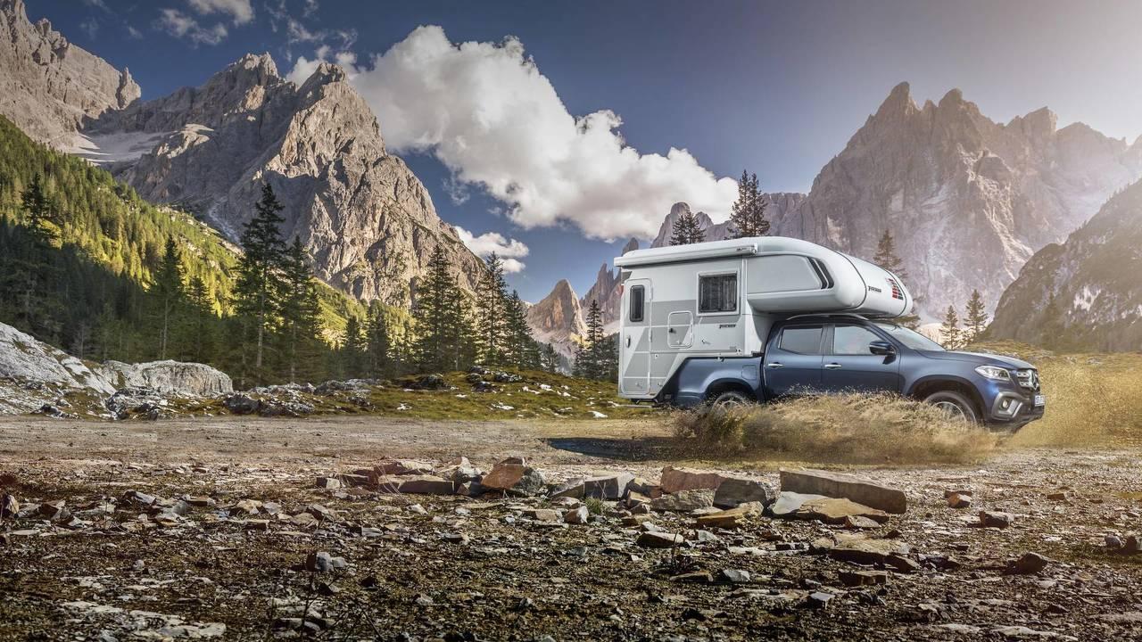 Mercedes-Benz Clase X conversión