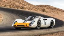 Porsche 908 Works Short-Tail Coupe 1968
